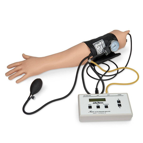 Life/form Blood Pressure Simulator