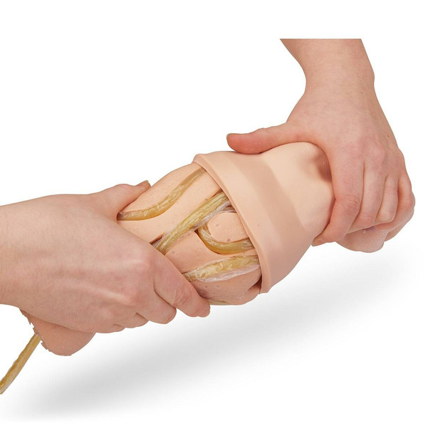 Life/form Advanced IV Hand Replacement Skin and Veins - Light