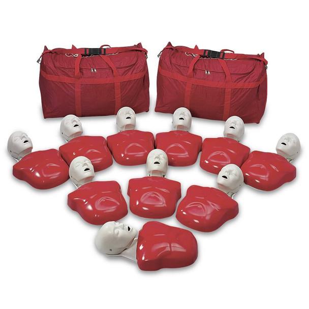 Life/form Basic Buddy CPR Manikin 10-Pack