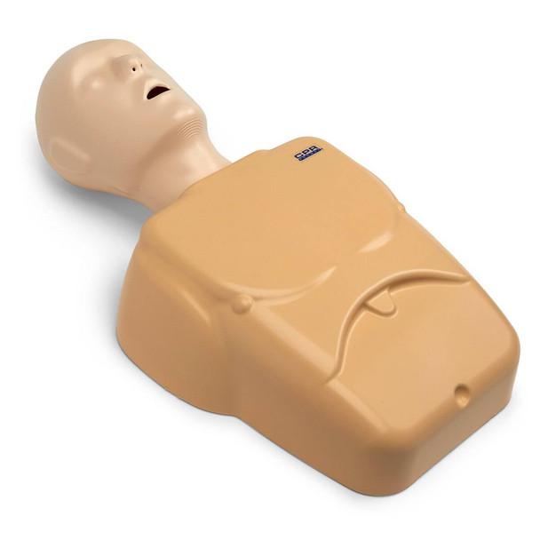CPR Prompt TMAN 1 Adult/Child Single Manikin - Tan