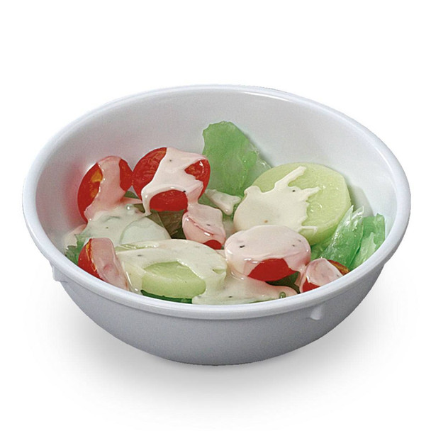 Nasco Salad with Ranch Dressing Food Replica