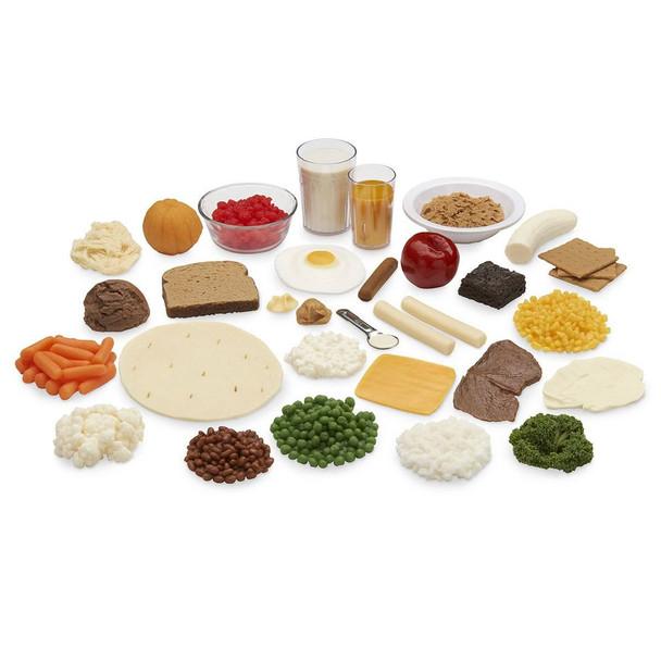Nasco Exchange Portions Food Replica Set