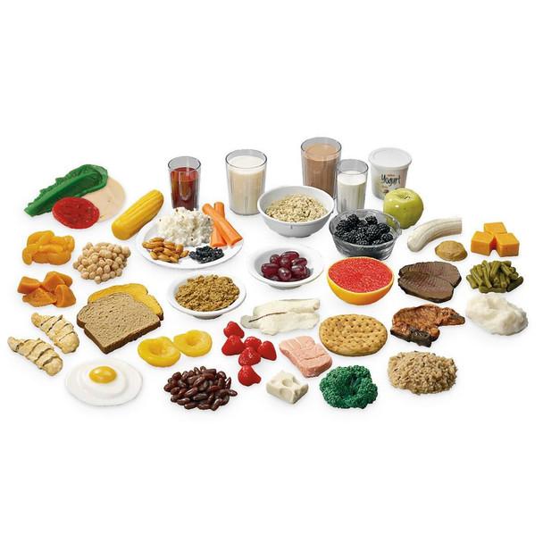 Nasco MyPlate Food Replica Kit