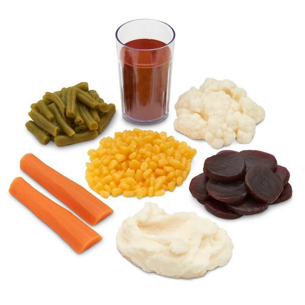 Nasco Basic Vegetable Food Replica Kit