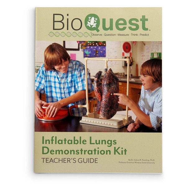 BioQuest Inflatable Lung Kit, Preserved