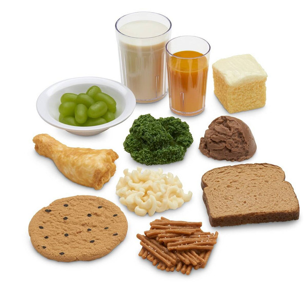 Nasco Carbo-Counting for Diabetes Food Package