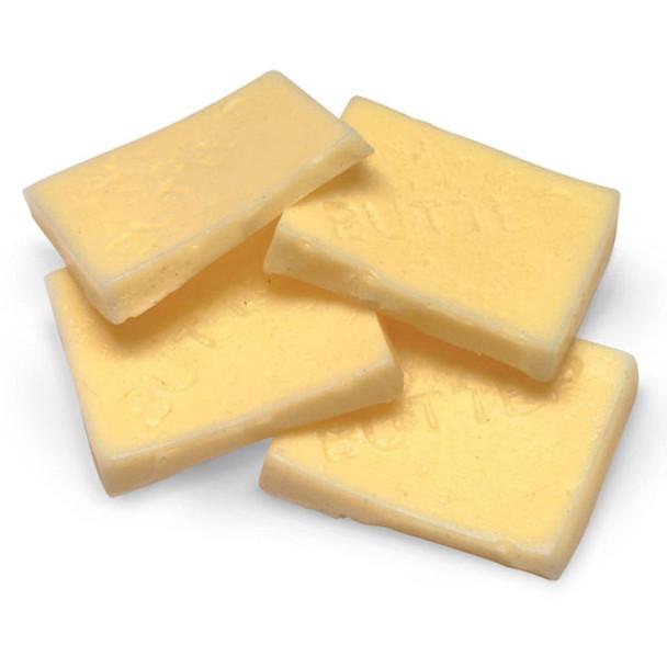 Nasco Butter Pats Food Replica