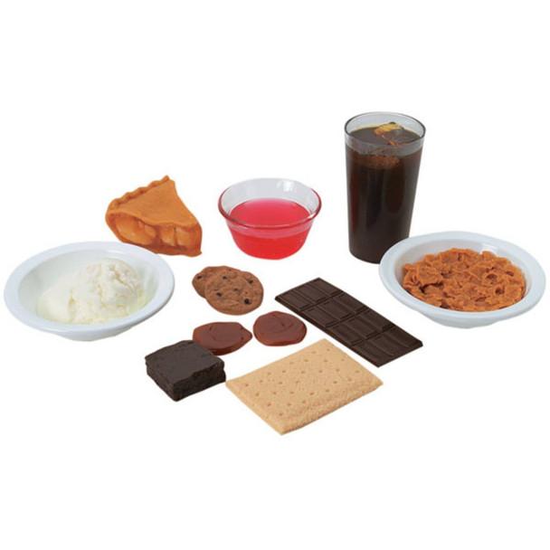 Nasco Sugar Food Replica Kit