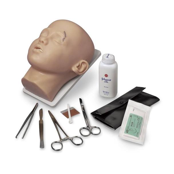 Life/form Pediatric Suture Head Kit