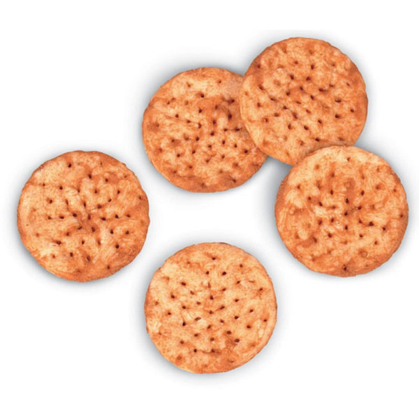 Nasco Crackers Food Replica - Whole Wheat - 5 count