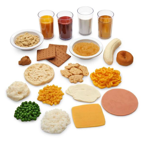 Nasco Childrens Nutrition Kit - Ages 1-3