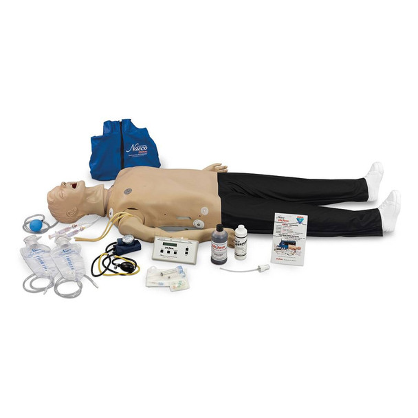 Life/form Complete CRiSis Manikin with Advanced Airway Management