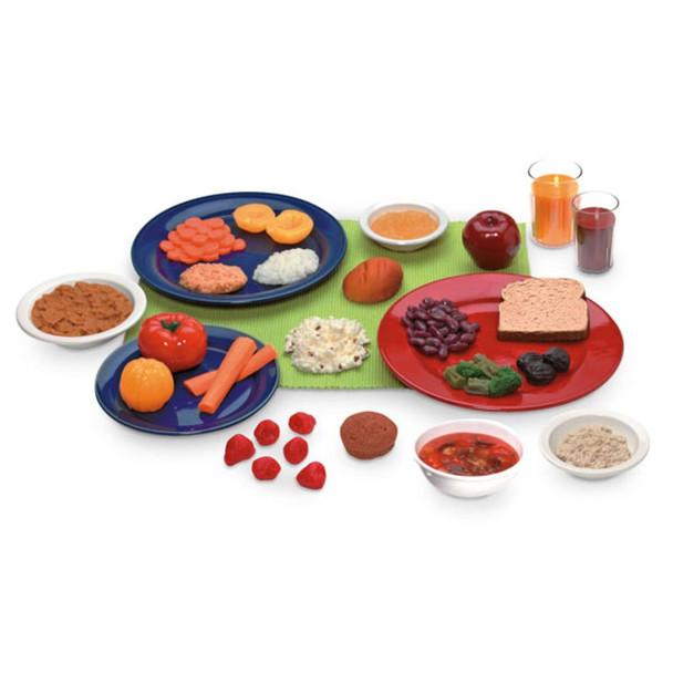 Nasco High-Fiber Food Package