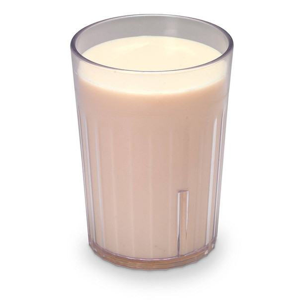 Nasco Milk Food Replica - White Whole - 8 fl oz 240 ml
