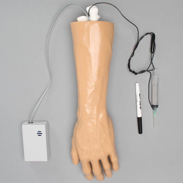 Soft Tissue Wrist Injection Trainer with Skin