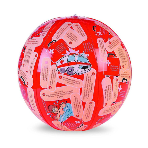 Clever Catch CPR First Aid Training Ball
