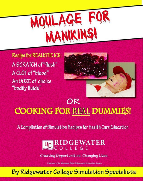 Moulage For Manikins Cook Book
