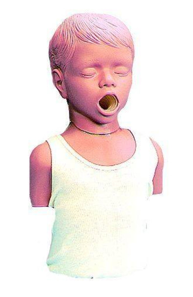 Child Choking Manikin With Carry Bag