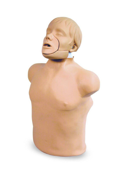 Jaw Thrust Brad CPR Manikin With Carry Bag
