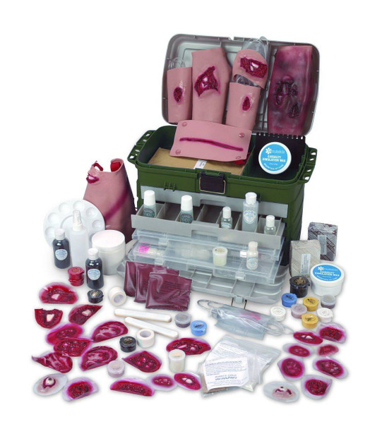 Deluxe Casualty Simulation Kit