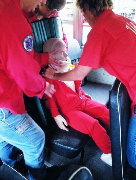 Rescue Jennifer Manikin 38 Pounds