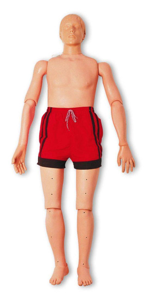 Adult CPR Water Rescue Manikin