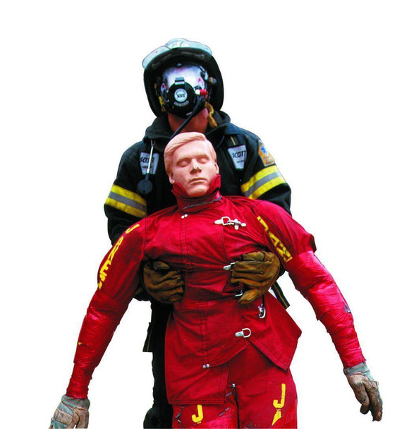Rescue Randy Large Body Manikin 105 Lb