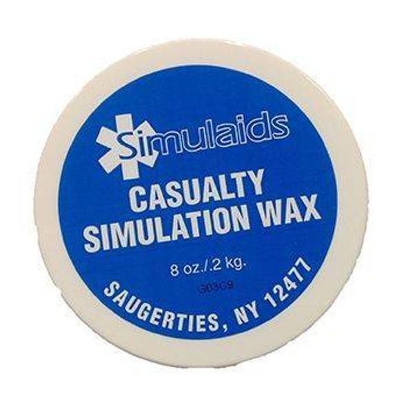Casualty Simulation Wax, 8 oz