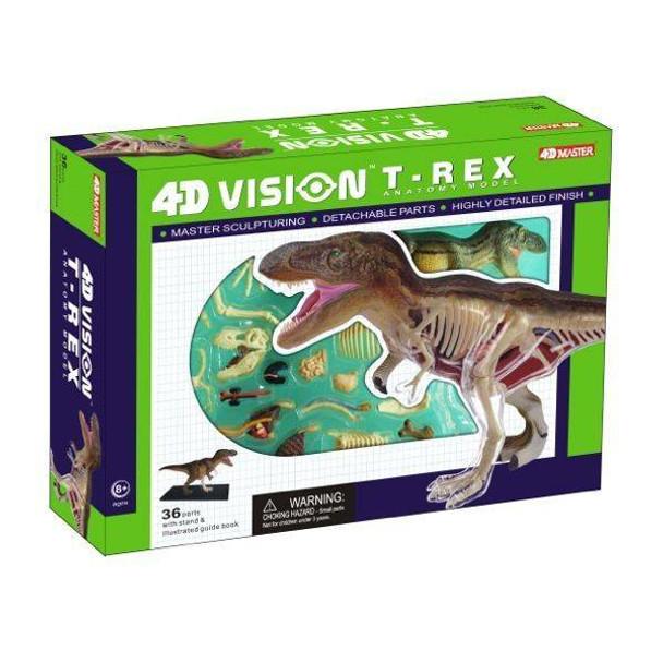 4D Vision T-Rex Anatomy Puzzle