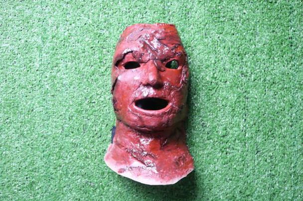 Anatomy Lab Moulage - Wearable Blast Face