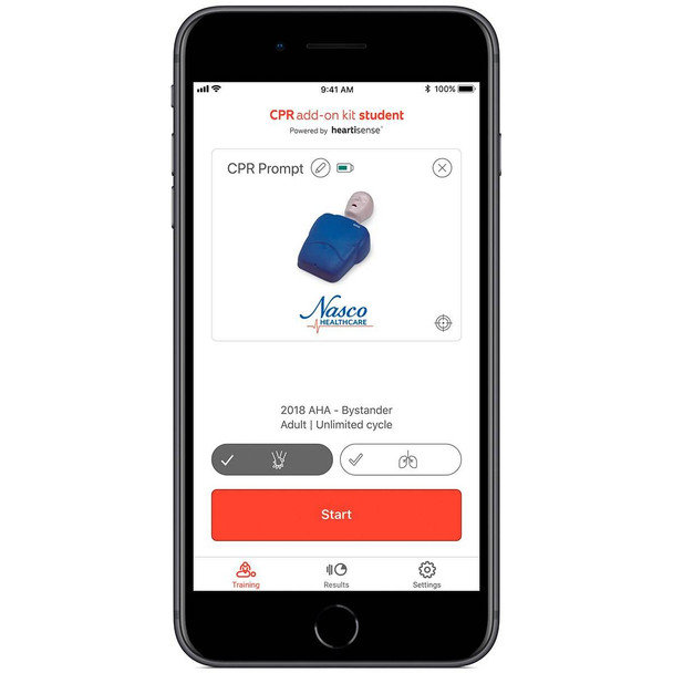 CPR Prompt Plus Add-on Kit powered by Heartisense - Pkg of 5 Kits