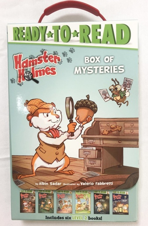 Hamster Holmes Box of Mysteries (Autographed)