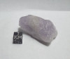 Amethyst and Quartz, Large Crystal, 150 cts
