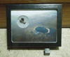 Canyon Diablo Impact Crater Display with Meteorite