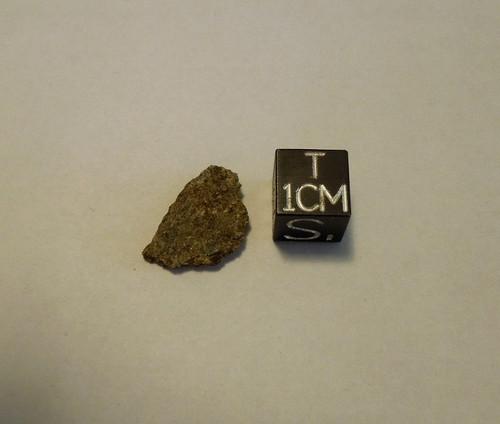 Diabase (Dolerite) Thumbnail, Triassic (250mya), Maryland