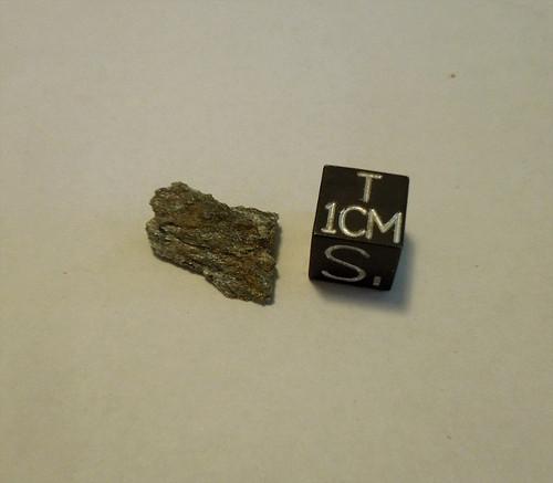 Marburg Schist Thumbnail, Pre-Cambrian (1+ Billion Years), Maryland