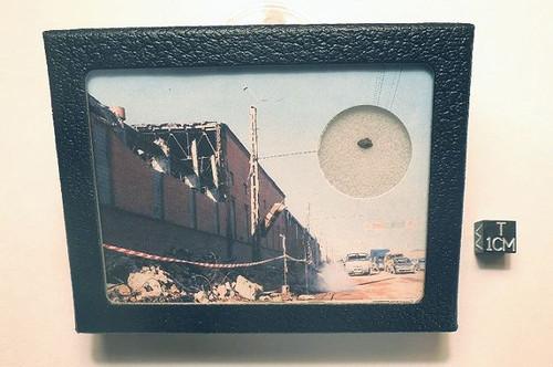 Chelyabinsk Destroyed Factory Display, Historic Russian Meteorite Impact