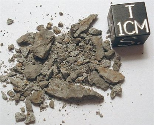 Sulagiri, 2008 India Fall, LL6 Chondrite, Micromount
