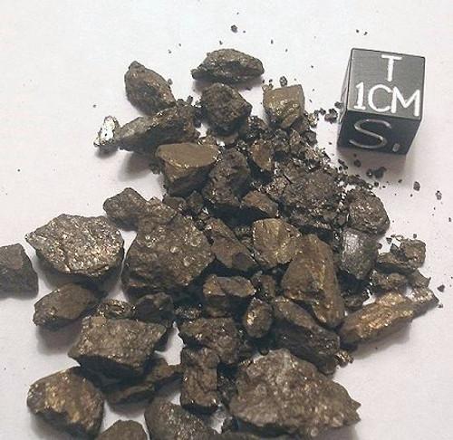 Sudbury Crater, Mine Ore, Rare Metal, Iridium, Micromount