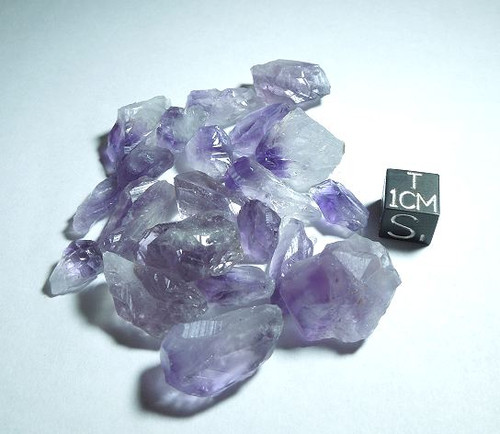 Amethyst, Purple Crystal Point