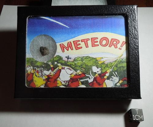 My First Meteorite Display, Space Rock Sample Box