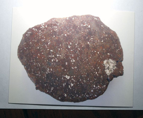 Gold Basin Meteorite Postcard, Limited Edition
