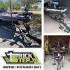 Boat Steps for 2011 Ranger