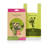 Poop Bags Earth Rated Handle Bag 120