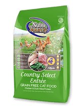 NutriSource Cat Country Select