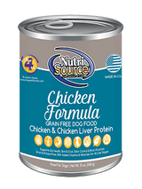 NutriSource Chicken Formula Grain Free 13oz