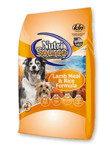 NutriSource  Adult Lamb & Rice Recipe