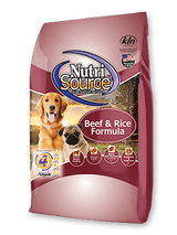 NutriSource  Adult Beef & Rice Recipe