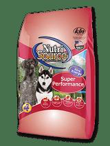 NutriSource Super Performance Recipe 40lb