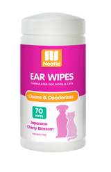 Ear Wipes Japanese Cherry Blossom 70 wipes